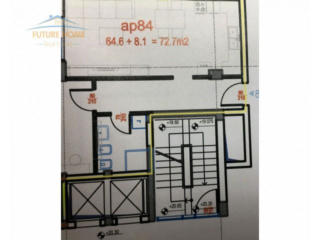 Shitet, Apartament 1+1, Vasil Shanto, Tiranë...