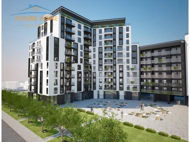 Apartament 1+1,Garden Residence Turdiu...