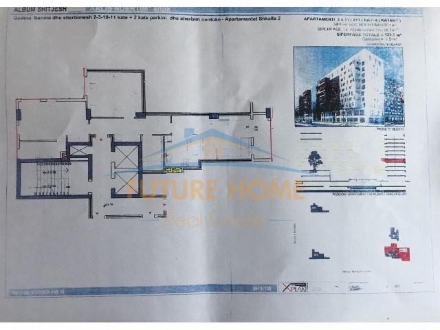 Apartament 3+1, Rruga E Kavaje...