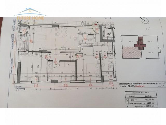 Apartament 3+1, Fusha e Aviaci...