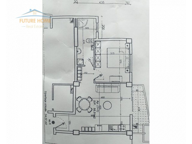 For Sale, Apartment 1 + 1, Gol...