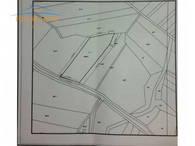 Land for Sale in Tirana-Ndroq Street...