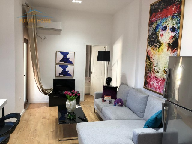 One bedroom apartment for rent in Kavajes Street...