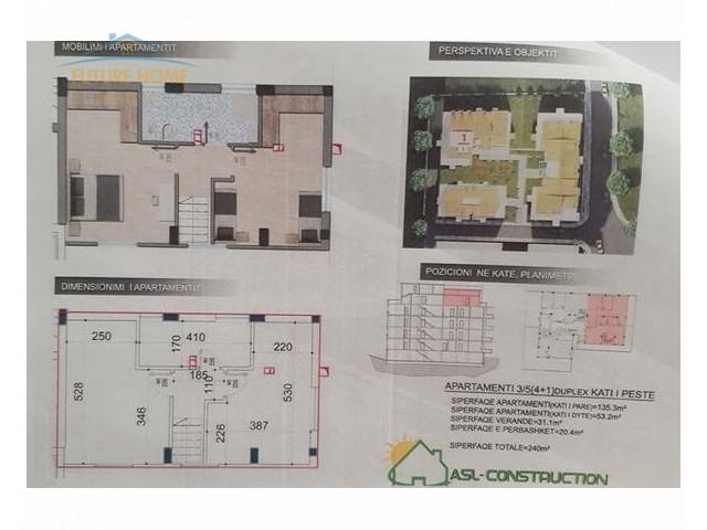 Duplex for sale Fresco...