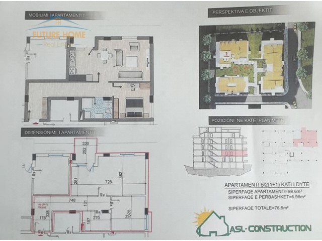 1 bedroom apartment for sale F...