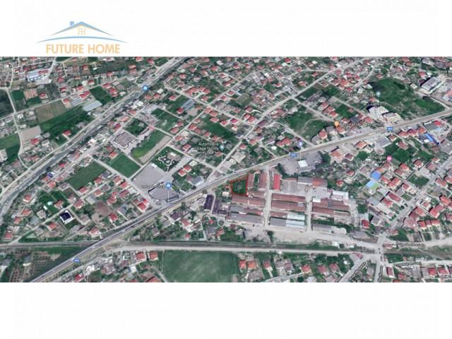 For sale, Land, Tirana-Elbasan Street...